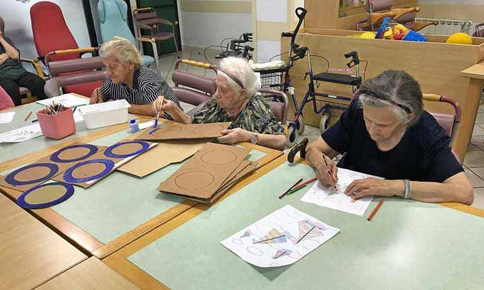 «Lavori in Comune» alla Casa Residenza Anziani di San Pietro in Trento